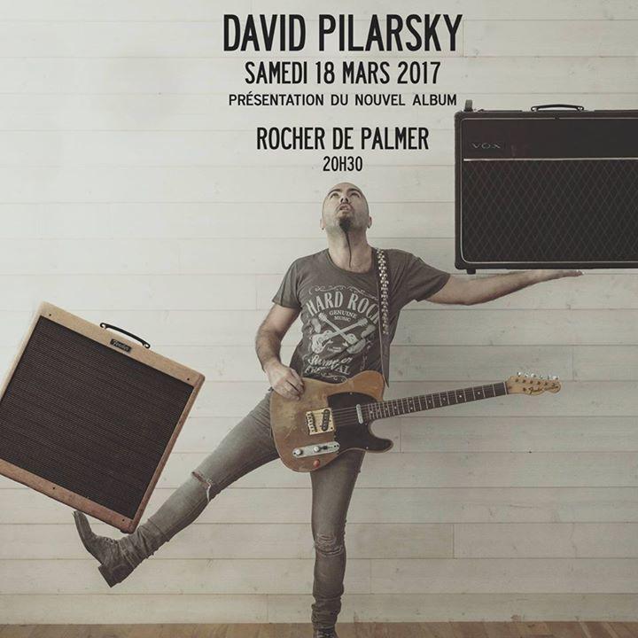 David Pilarsky Tour Dates