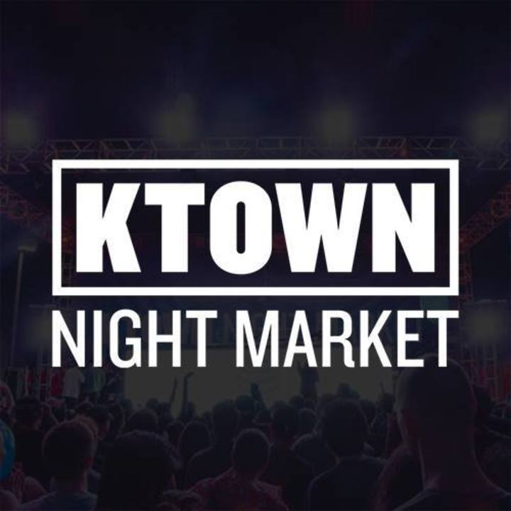 Ktown Night Market Tour Dates