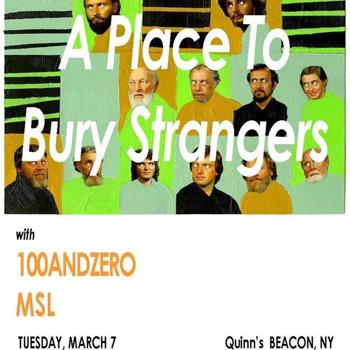 100 and Zero Tour Dates