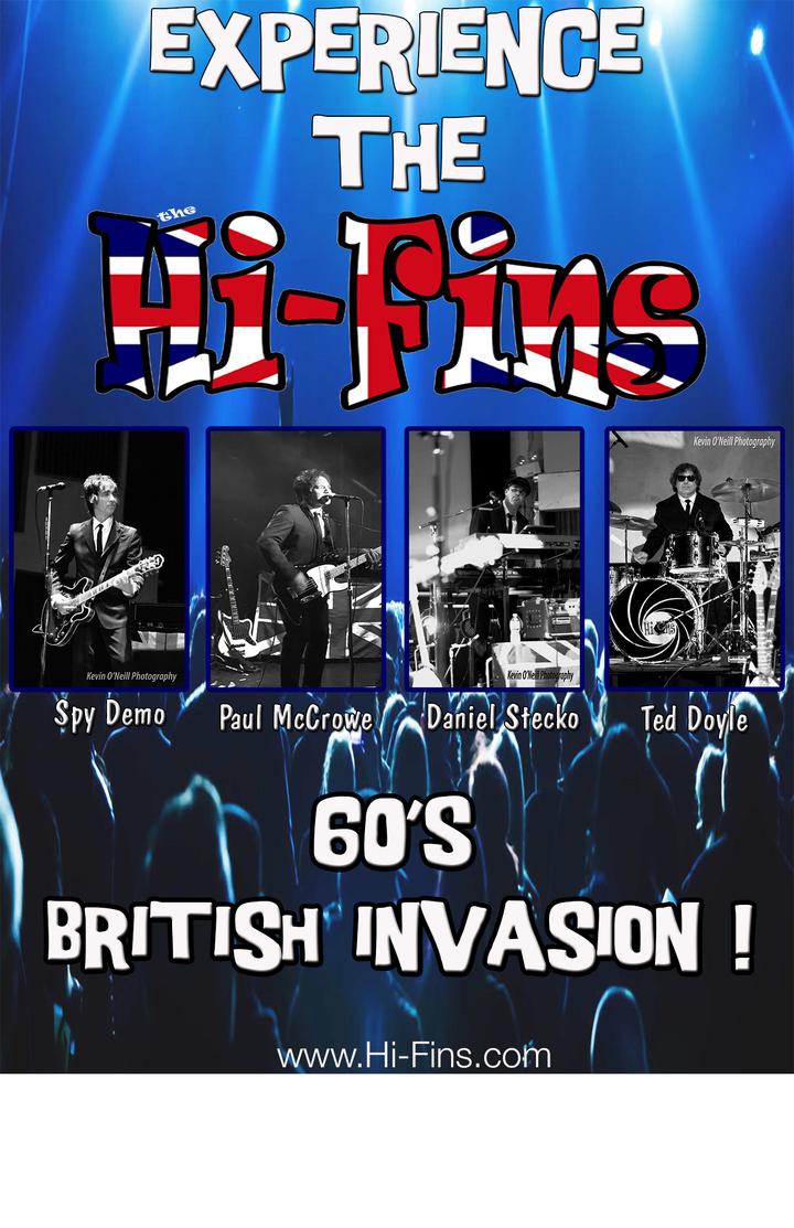 The Hi-Fins Tour Dates