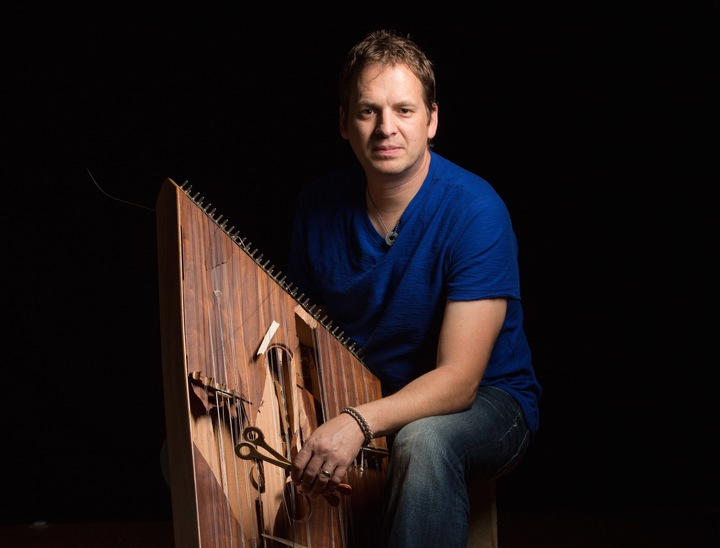 Ted Yoder @ (8pm) Sharon Lynne Wilson Center for the Arts - Brookfield, WI