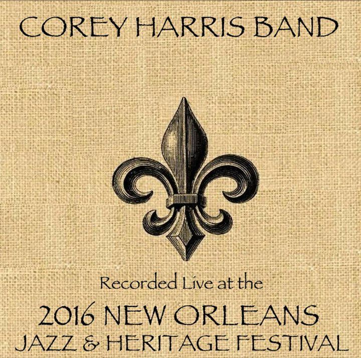 Corey Harris Rasta Blues Experience Tour Dates