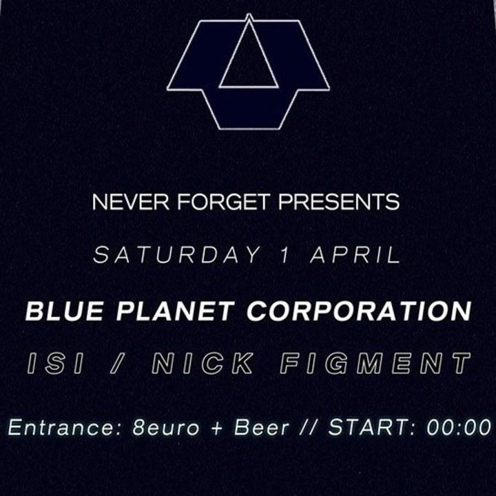 Blue Planet Corporation Tour Dates