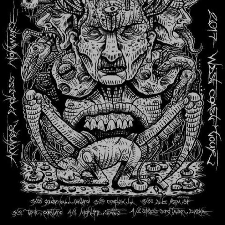 Noothgrush Tour Dates