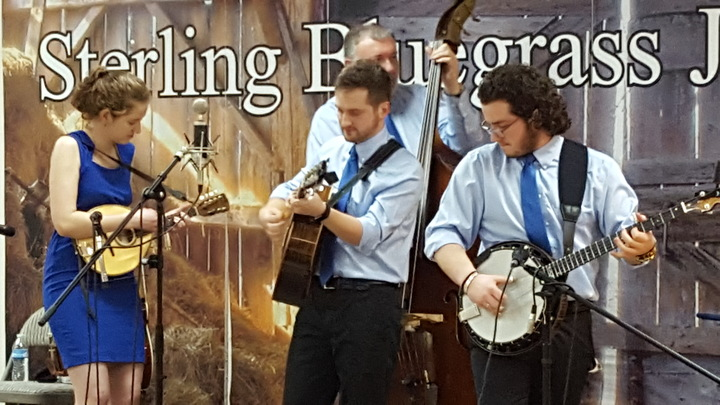 Lonesome Meadow @ Sterling Bluegrass Jamboree - Mount Sterling, OH