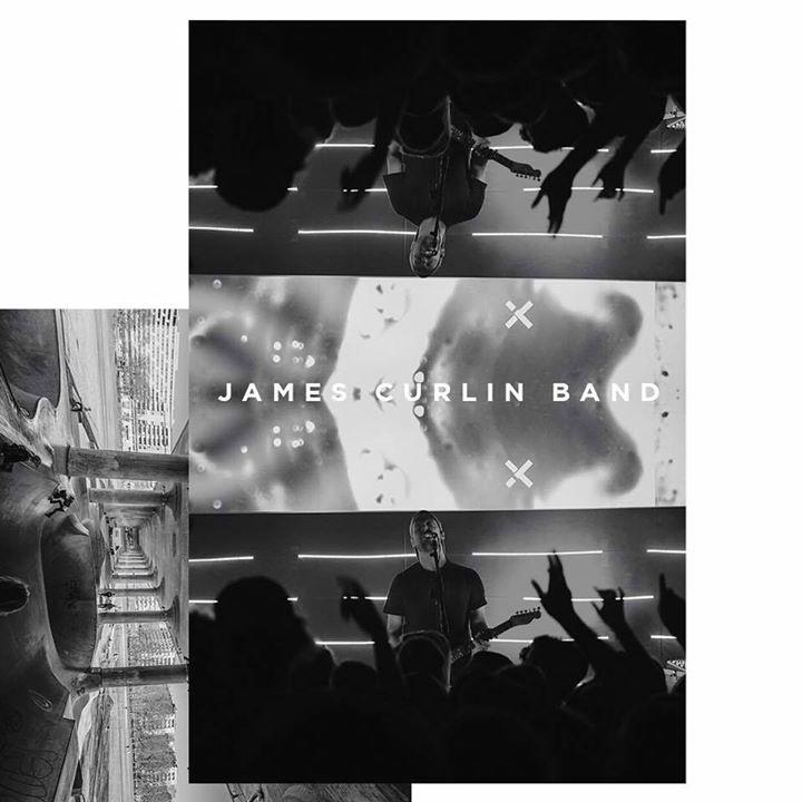 James Curlin Band Tour Dates