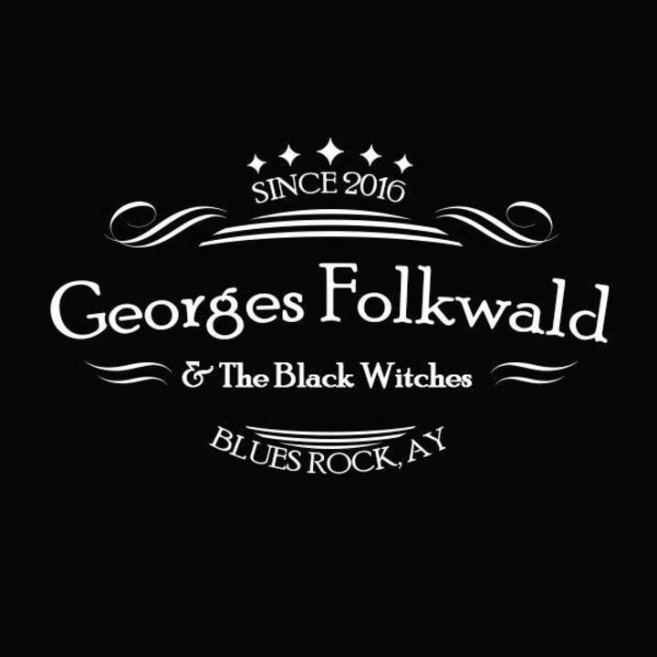 Georges Folkwald & The Black Witches Tour Dates