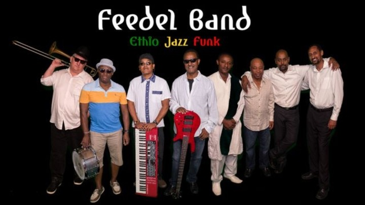 Feedel Band @ The National Folk Festival - Greensboro, NC