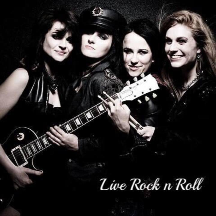 JOANovARC @ Melbourn Rock Club @ Eternit Sports & Social Club - Royston, United Kingdom