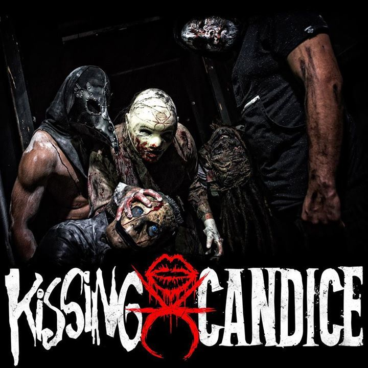 Kissing Candice Tour Dates