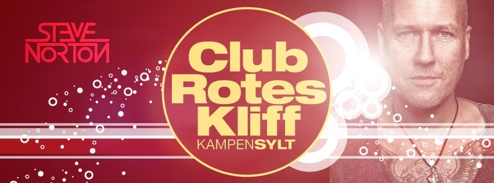 Steve Norton @ Club Rotes Kliff - Kampen (Sylt), Germany