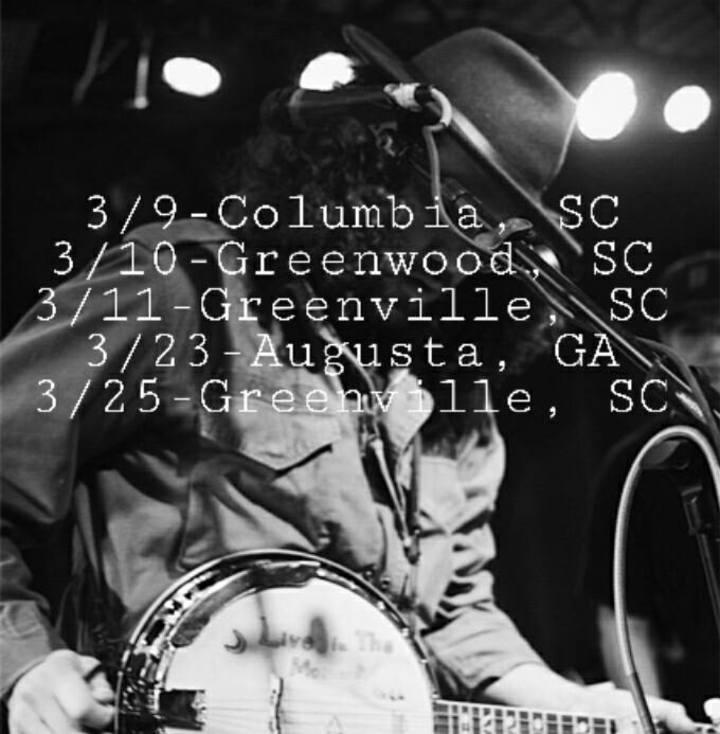 Vilai Harrington Music Tour Dates