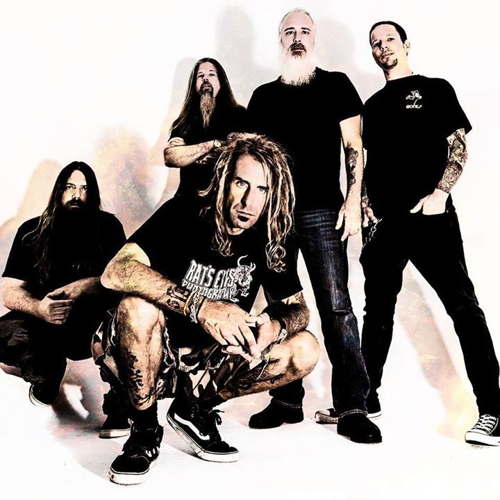 Lamb of god tour dates in Melbourne