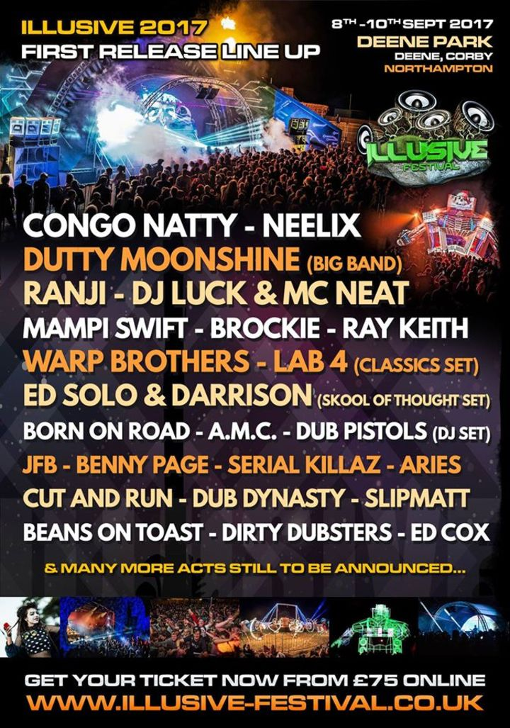 Slipmatt @ Deene Park - Corby, United Kingdom