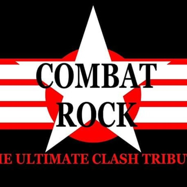 Combat Rock - The Ultimate Clash Tribute Tour Dates