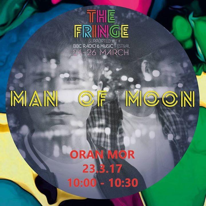 Man of Moon Tour Dates