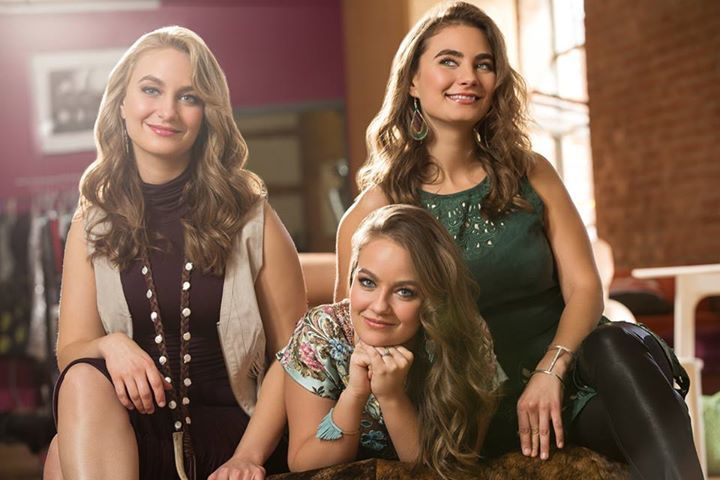 The Quebe Sisters @ Walters Cultural Arts Center - Hillsboro, OR