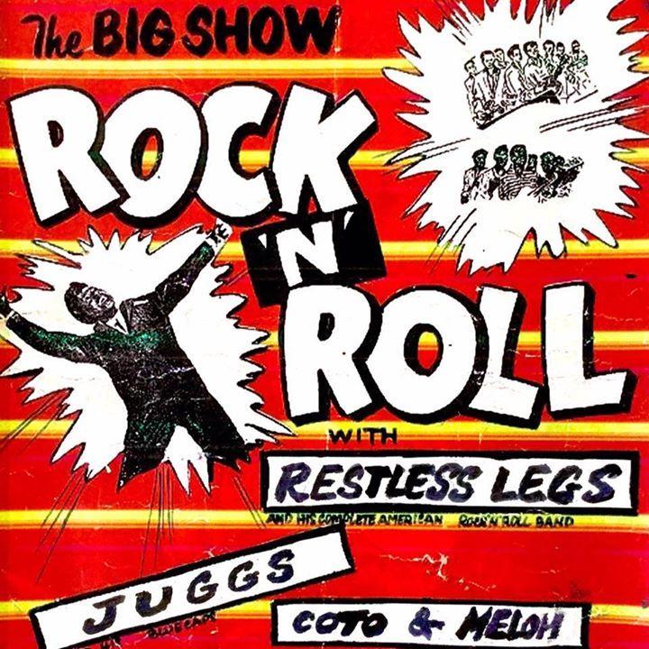 Restless Legs Tour Dates
