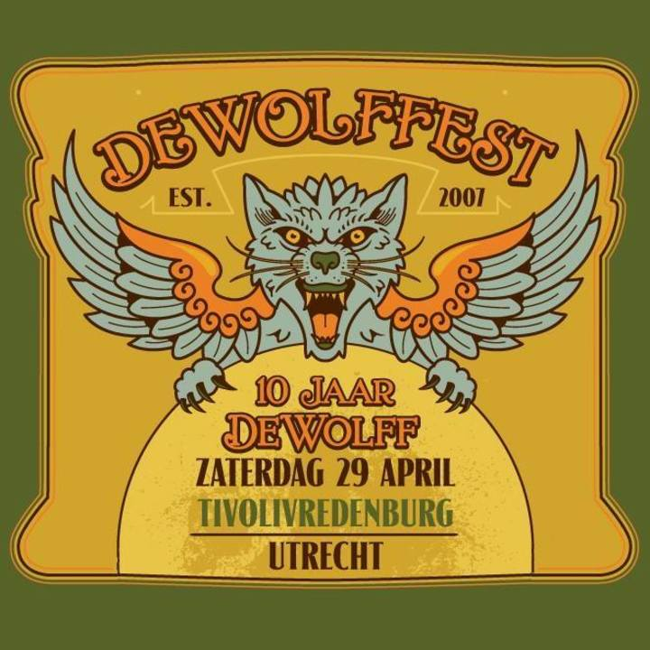 DeWolff Tour Dates