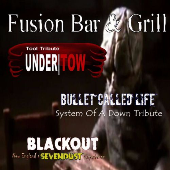 Undertow Band @ Fusion Bar - Foxboro, MA