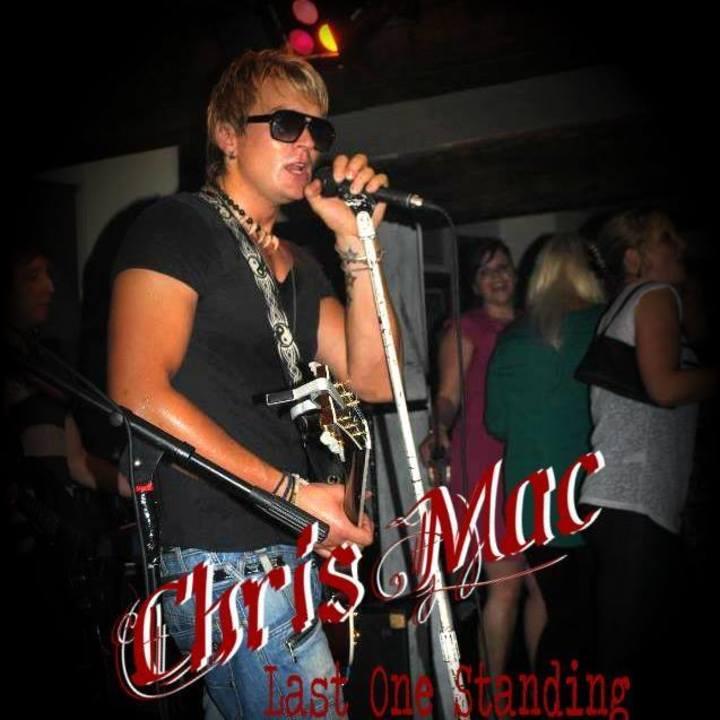 Chris Mac Tour Dates