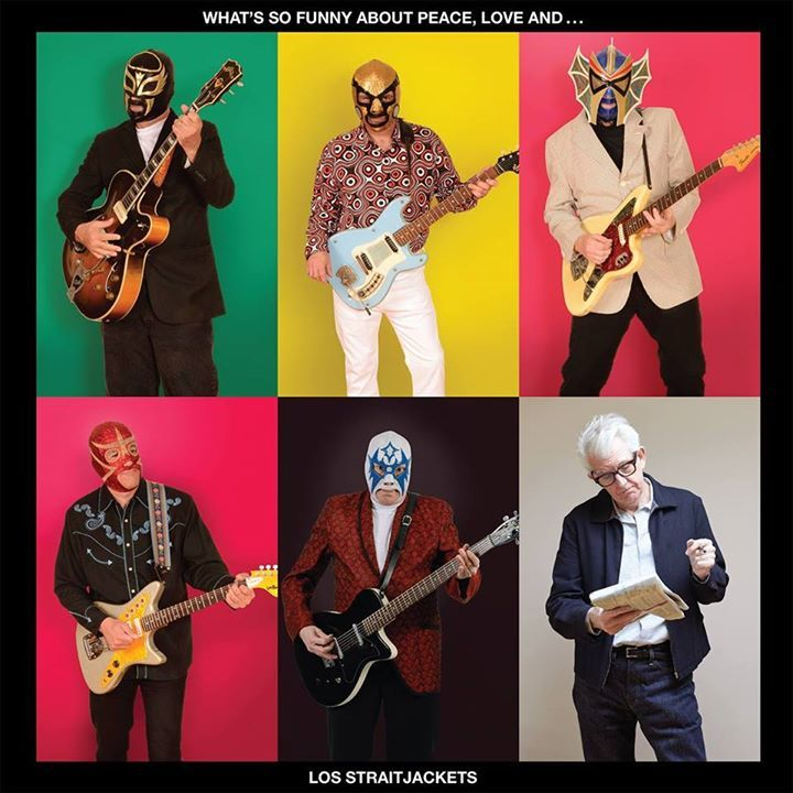 Los Straitjackets Tour Dates