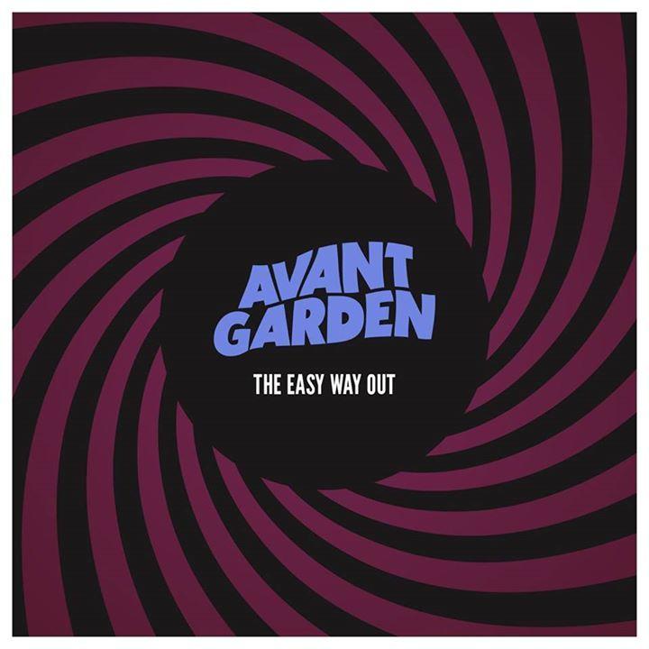 Avant Garden Tour Dates