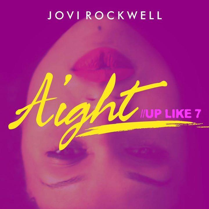 Jovi Rockwell Tour Dates