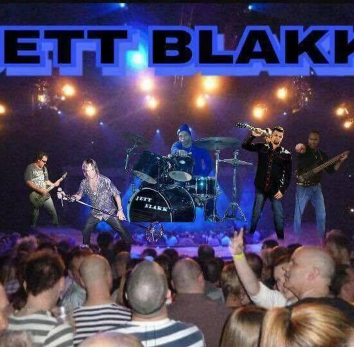 Jett Blakk Tour Dates