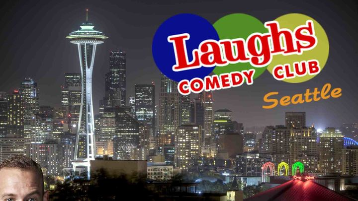 John Beuhler @ Laughs Comedy Club - Seattle, WA