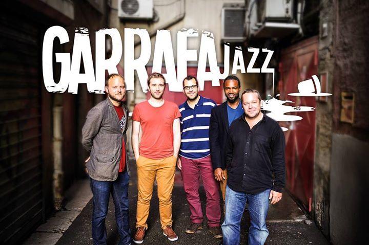 Garrafa Jazz Tour Dates
