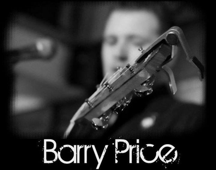 Barry Price Tour Dates