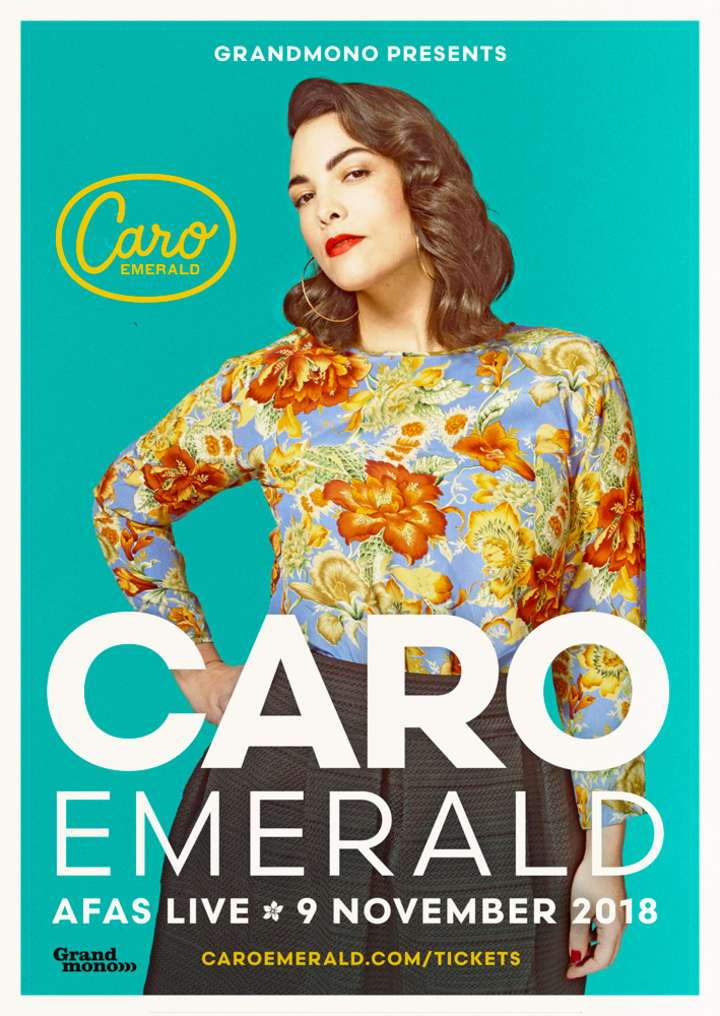 Caro Emerald @ afas live - Amsterdam-Zuidoost, Netherlands