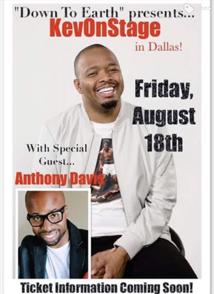KevOnStage @ Oaks Farms Diary Performance Hall - Dallas, TX