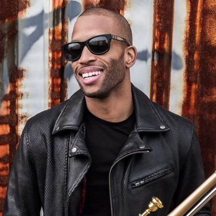 Trombone Shorty & Orleans Avenue @ Target Center  - Minneapolis, MN