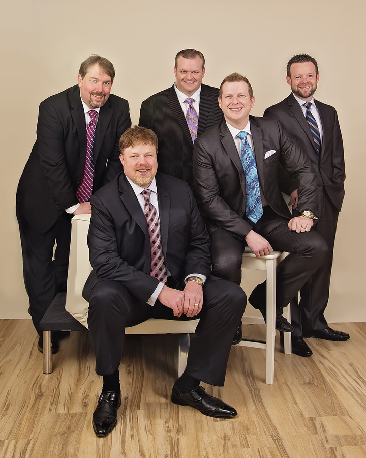 Gold City Quartet @ Terrell Performing Arts Center  - Terrell, TX
