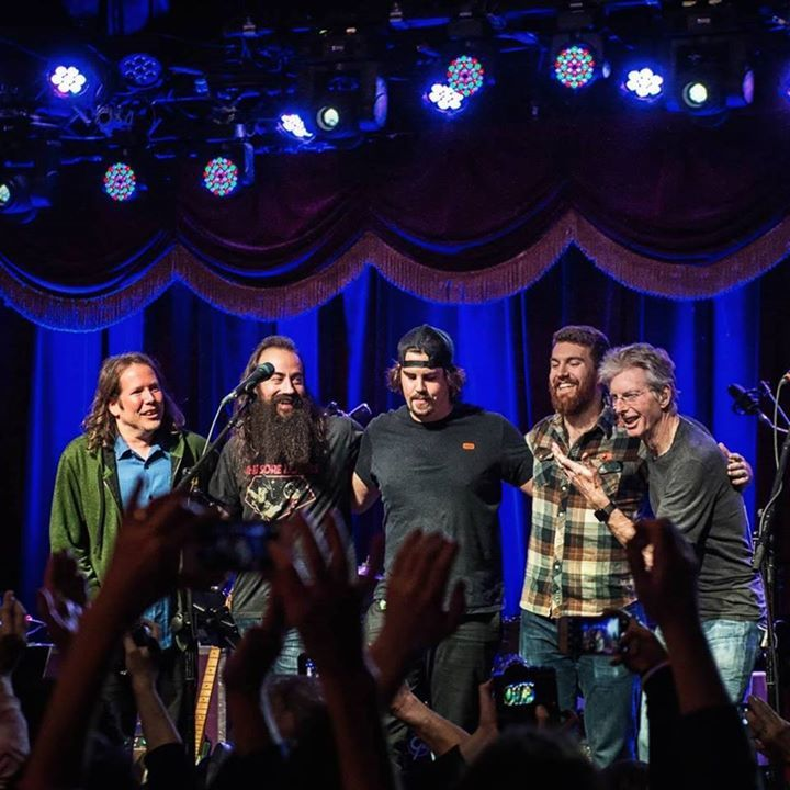 The Terrapin Family Band Tour Dates