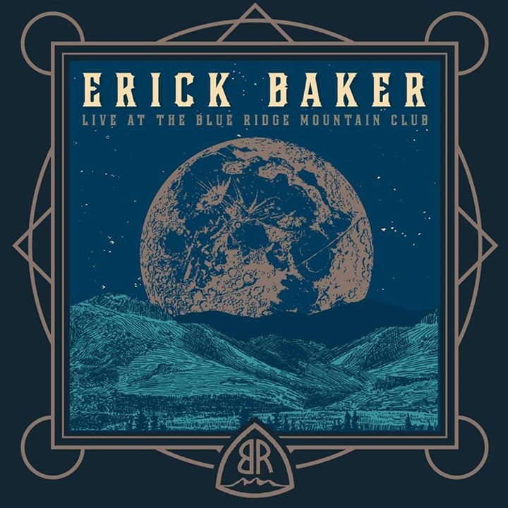 Erick Baker @ The Farmhouse at Persimmon Creek (SOLD OUT) - Clayton, GA