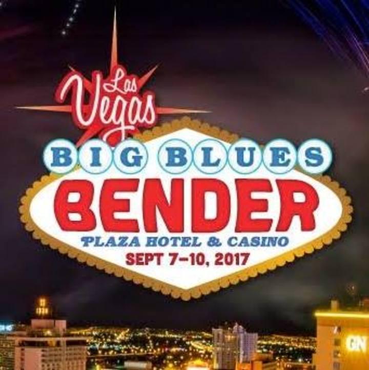 PAUL DESLAURIERS BAND @ Plaza Hotel - Las Vegas, NV