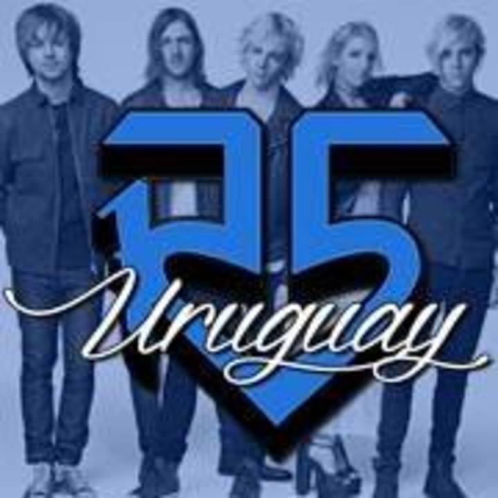 R5 Uruguay Tour Dates