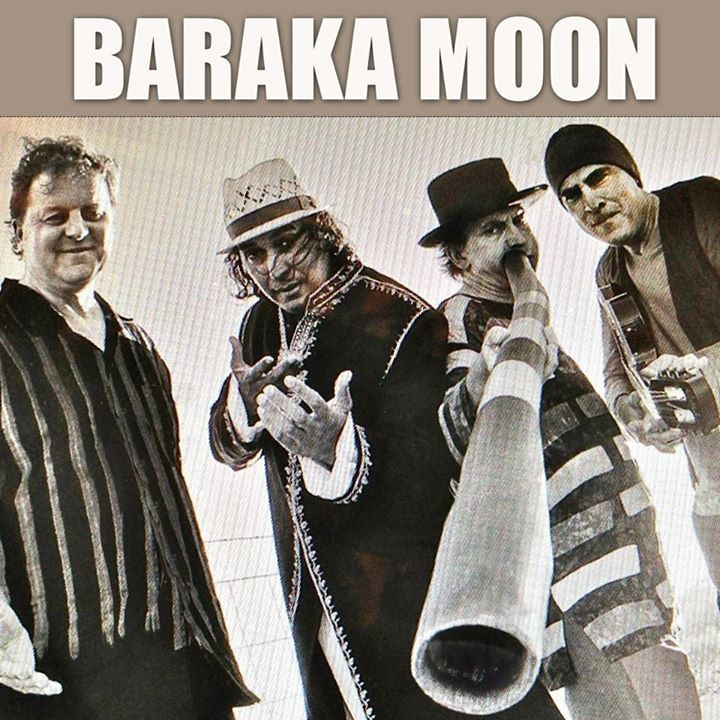 Baraka Moon Tour Dates