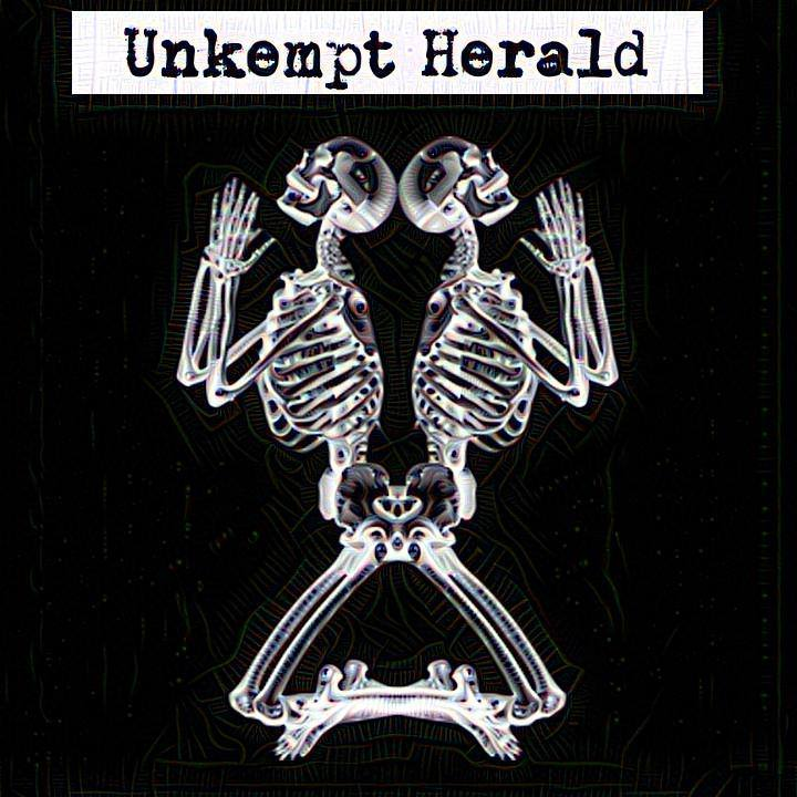 Unkempt Herald Tour Dates