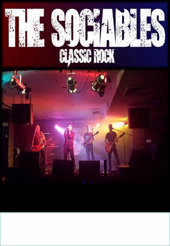 The Sociables, classic rock and blues. @ Watsonia RSL  - Watsonia, Australia