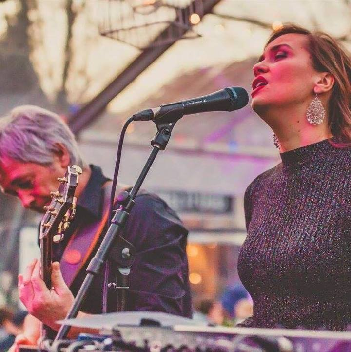 LUNA The Music @ Mangerie Weselo - Moll, Belgium