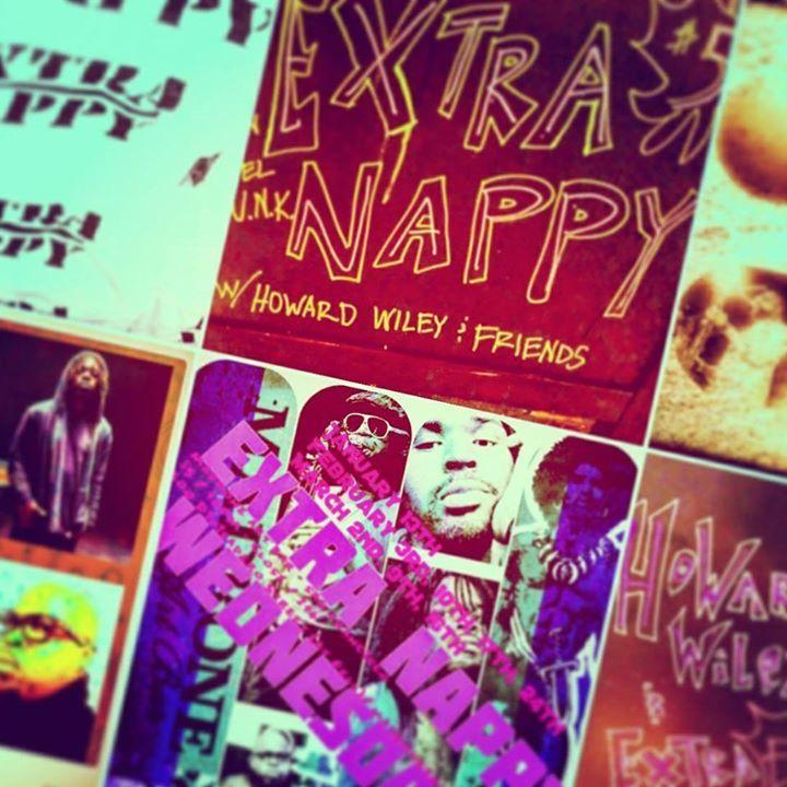 Extra Nappy Tour Dates