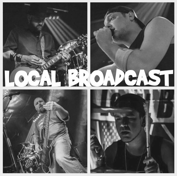Local Broadcast Tour Dates