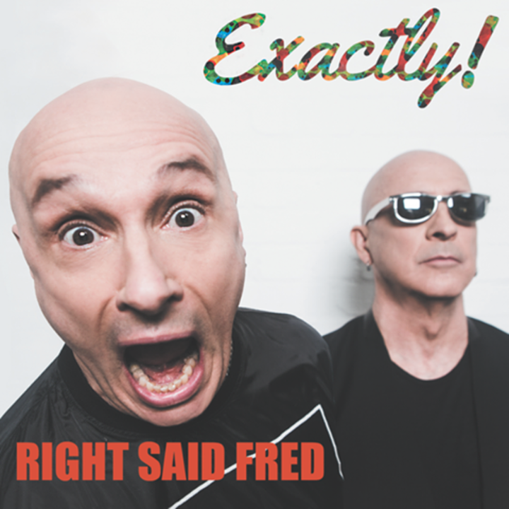 Right Said Fred Official Tour Dates