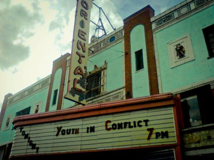Youth In Conflict Tour Dates