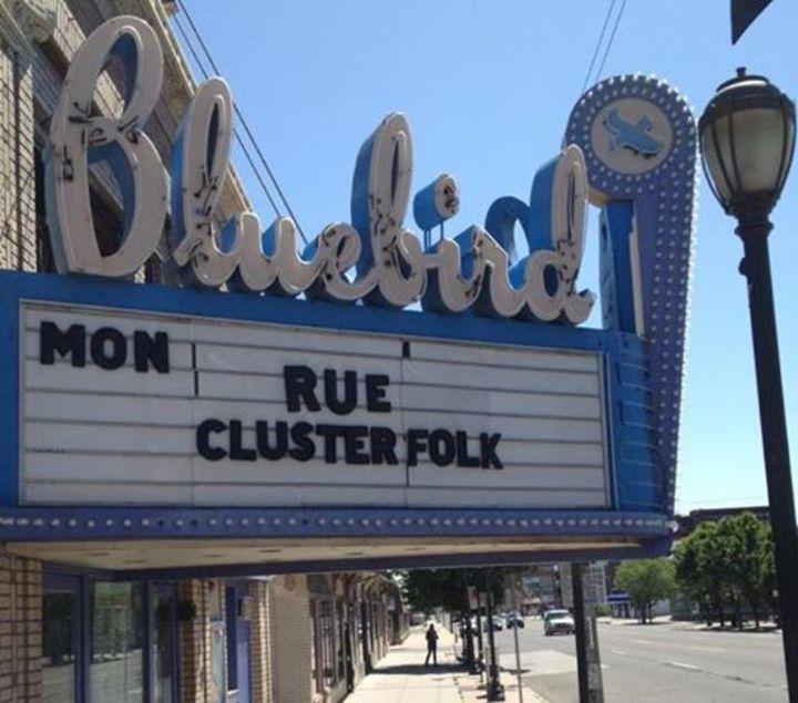 ClusterFolk Tour Dates