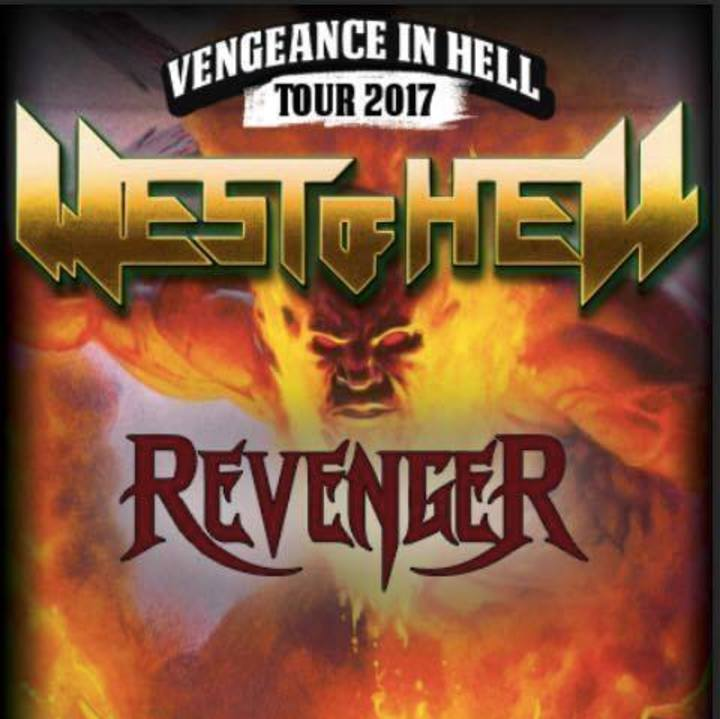 West of Hell Tour Dates